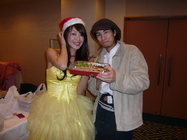 2007多田周子クリスマスディナーコンサート_b0099226_13343959.jpg