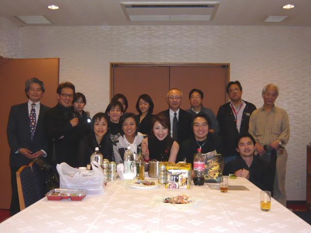 2007多田周子クリスマスディナーコンサート_b0099226_13402124.jpg