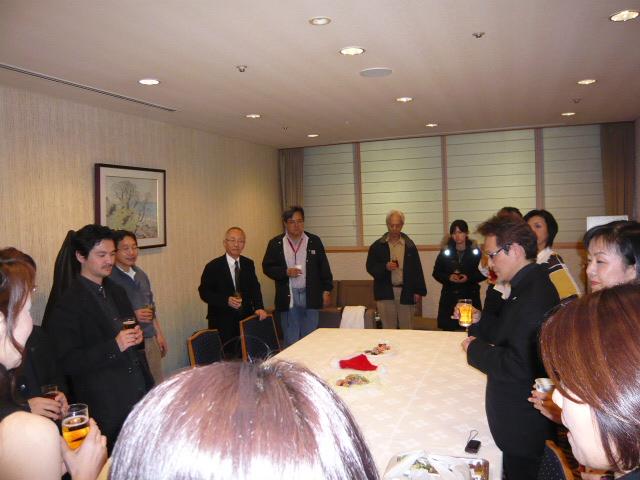 2007多田周子クリスマスディナーコンサート_b0099226_13425011.jpg