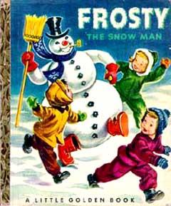 Frosty the Snowman by Bing Crosby_f0147840_0495948.jpg