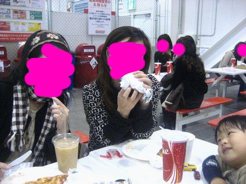 コストコデート&純白ロール_a0105872_20391577.jpg