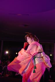 ペニンシュラ東京、開業ガラパーティへ_b0053082_23193842.jpg