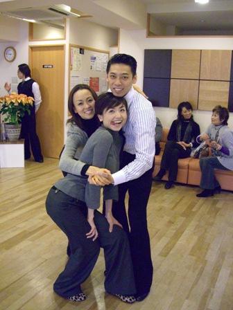 ダンス教室訪問☆_f0098697_22535340.jpg