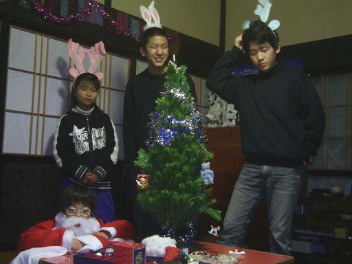 クリスマス準備_e0015223_20445333.jpg