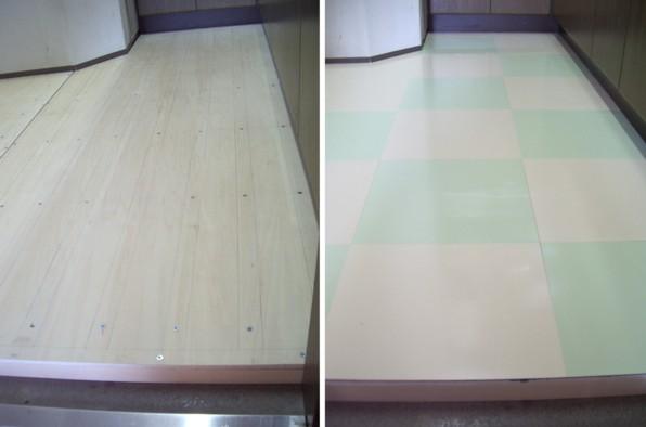 キッチンの床も作りました?!_e0023471_163841.jpg