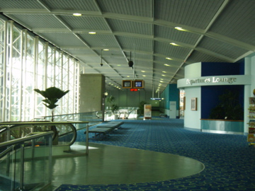 Australia Cairns Airport lounge_c0032193_10432798.jpg