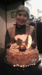 ばあちゃんの誕生日!_f0017696_11495349.jpg