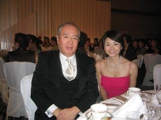 引退パーティ<大竹実先生・四本紀代美先生>_f0098697_15185980.jpg