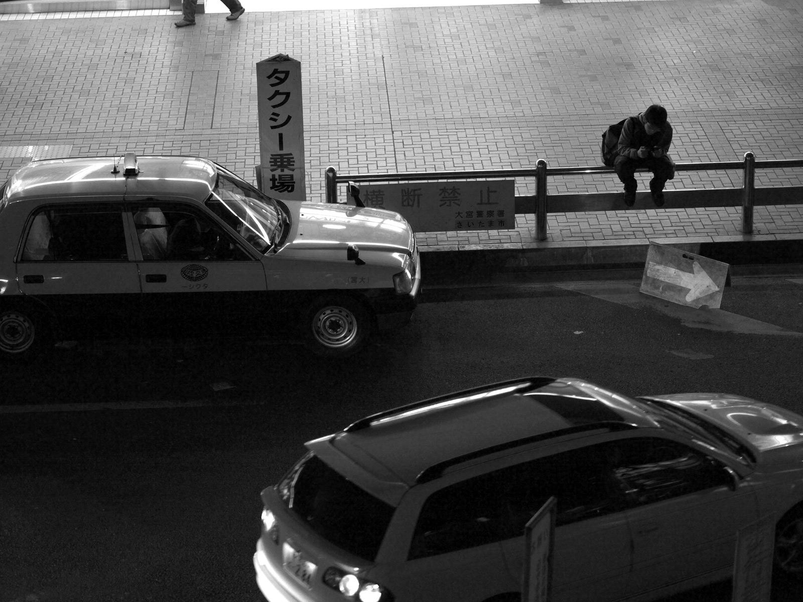 タクシー乗場_f0121181_1284862.jpg