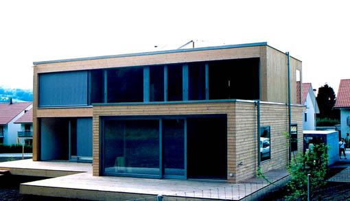 ヨーロッパの超高性能住宅12:スイスのミネルギーハウス2_e0054299_9121142.jpg