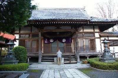 座禅 修廣寺にてNo1_c0038619_18333014.jpg