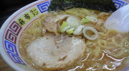 ご近所グルメ―麻布ラーメンで坦々麺を♪_f0141419_6194167.jpg