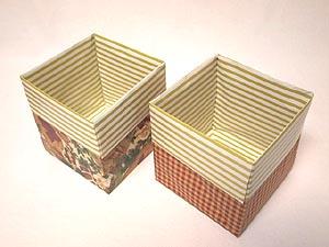 この 箱 作り方 ね ず 厚紙での箱の作り方