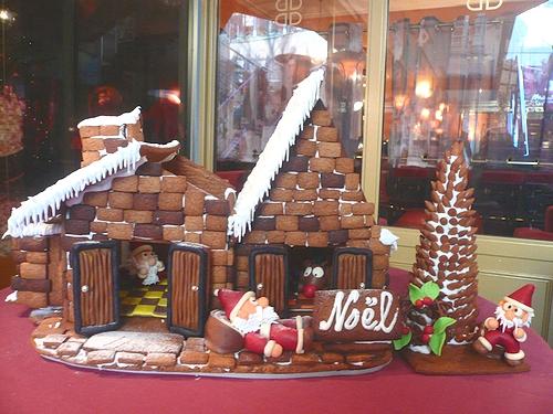 ☆のレストラン メゾン・ポール・ボキューズ 代官山 で クリスマス。.。.☆*:.。.☆*†_a0053662_234993.jpg