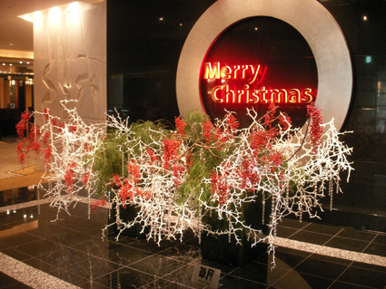 ニューオータニのクリスマス_c0129404_15254785.jpg