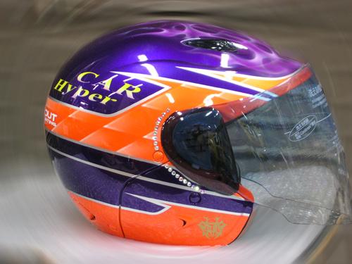 Helmets For TV Program_d0130115_20403472.jpg