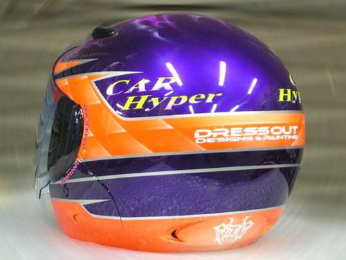 Helmets For TV Program_d0130115_20405072.jpg