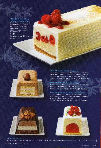 ■クリスマス時期の冷凍食品(フランス)_f0063227_5135636.jpg