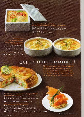 ■クリスマス時期の冷凍食品(フランス)_f0063227_5143733.jpg