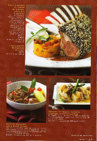 ■クリスマス時期の冷凍食品(フランス)_f0063227_514519.jpg