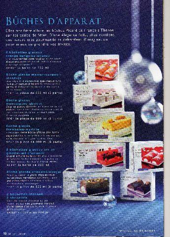 ■クリスマス時期の冷凍食品(フランス)_f0063227_514960.jpg