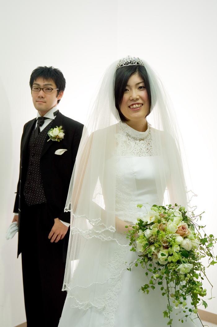 新郎新婦様からのメール ブーケ 一会_a0042928_055434.jpg