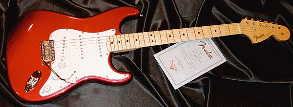 "Fender C-Shop製の\""1966 Strat NOS\""が入荷!_e0053731_2013685.jpg"