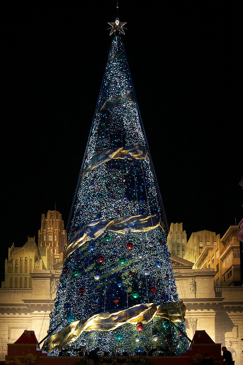USJ ワンダークリスマス 2_f0021869_22352220.jpg