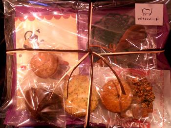 お菓子とカードのクリスマスセット☆_a0043747_16534458.jpg
