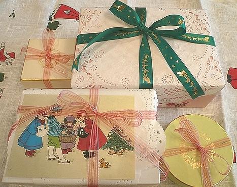 クリスマスのお菓子ⅱ ミニマリアのジンジャーマンクッキー。。。.☆*:.。.☆*†_a0053662_081254.jpg