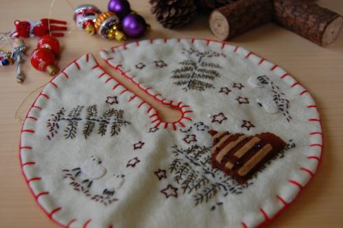一昨年の手作りクリスマス・リース見つけた!_d0129786_1693241.jpg