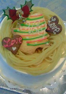 クリスマスケーキ_e0071324_16365837.jpg