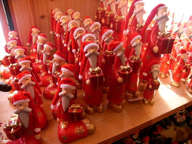 サンタと天使がいっぱい。_c0011649_1443151.jpg