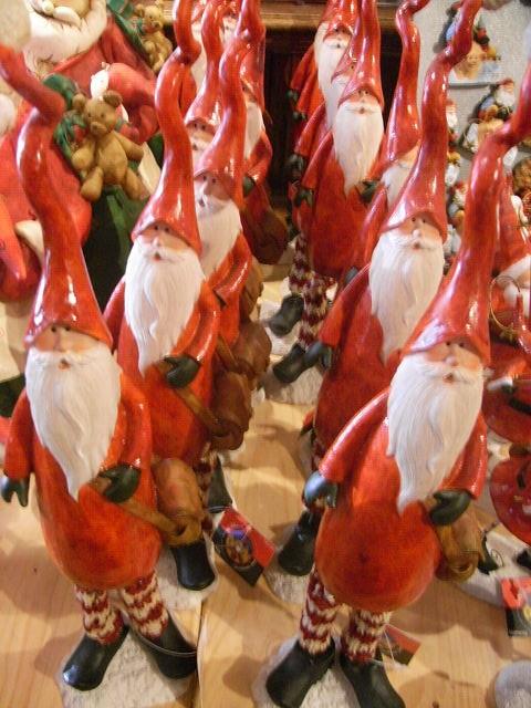 サンタと天使がいっぱい。_c0011649_14495688.jpg
