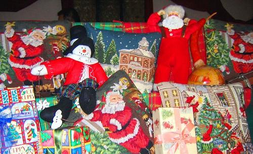 クリスマス:クッキーツリー_a0089450_20513245.jpg