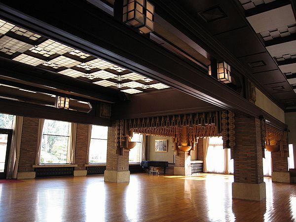 甲子園ホテル (現 武庫川女子大学・甲子園会館) (※兵庫県西宮市)_f0139570_719240.jpg