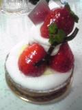 お洒落なケーキ屋さん発見。_f0098671_21355296.jpg