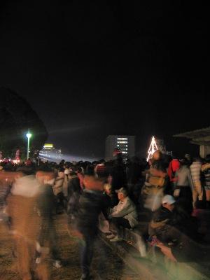 X\'masソングと花火の祭典・・・べっぷ クリスマス HANABI ファンタジア_c0001578_13432852.jpg