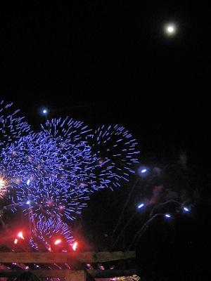 X\'masソングと花火の祭典・・・べっぷ クリスマス HANABI ファンタジア_c0001578_13521064.jpg