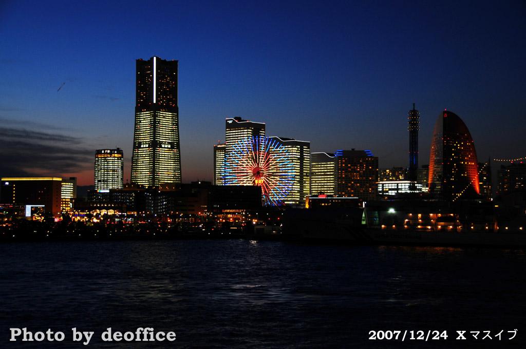 2007年クリスマスイブ_e0127034_1116358.jpg
