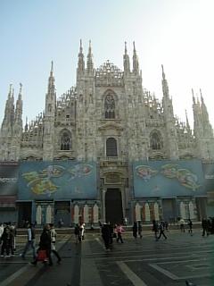 ミラノで最後の晩餐_a0091095_3475572.jpg
