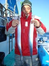 2007年12月24日 月曜日 タチウオ船_f0031613_19553521.jpg