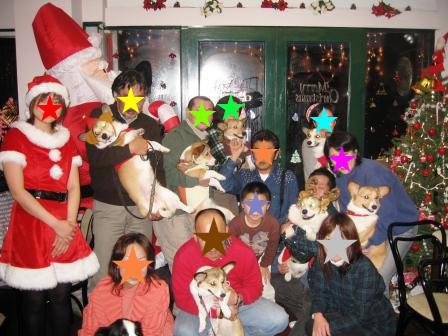 クリスマスパーティ ~JeJe Cafe_f0155118_0375427.jpg