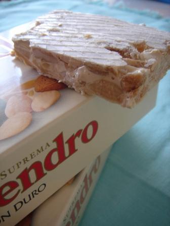 スペインのクリスマス菓子_e0120938_13433916.jpg