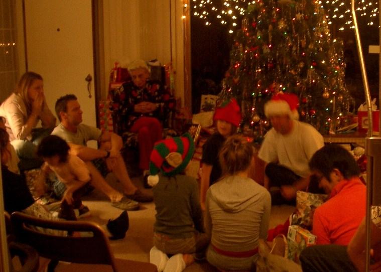 Rose家のクリスマス。_c0119140_1738476.jpg