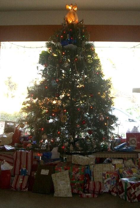 Rose家のクリスマス。_c0119140_1752244.jpg