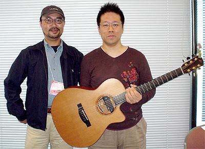 南澤大介先生に弟子入りすることにしました!_c0137404_1384989.jpg