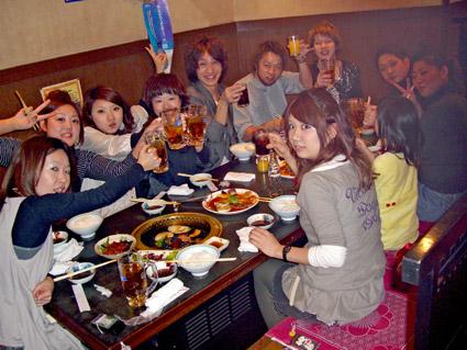 【brace小阪店】焼肉忘年会_c0080367_1028338.jpg