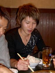 【brace小阪店】焼肉忘年会_c0080367_1037576.jpg