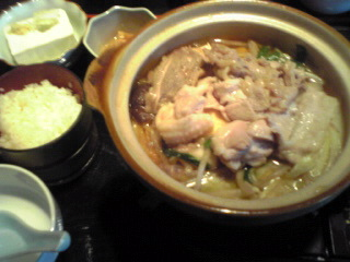 Chanko Dining 安美 両国総本店_c0025217_13164046.jpg